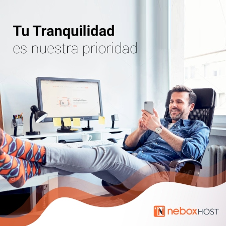 NeboxHost Hosting para Wordpress